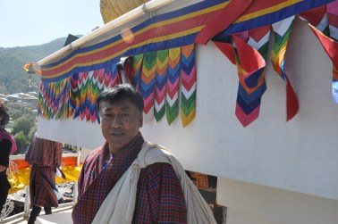 He made Bhutan possible. Thank you J