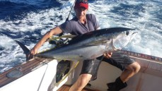 Yellowfin to go...