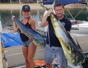 port stephens fishing tours