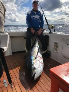 Gregs Yellowfin again