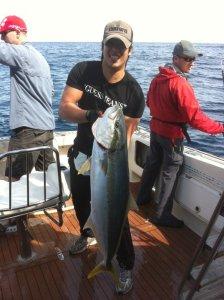 12 Mile Kingfish...