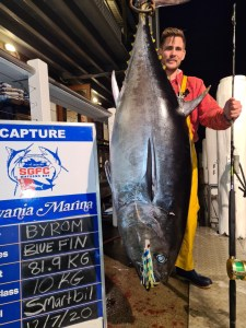 SmartBill Bluefin