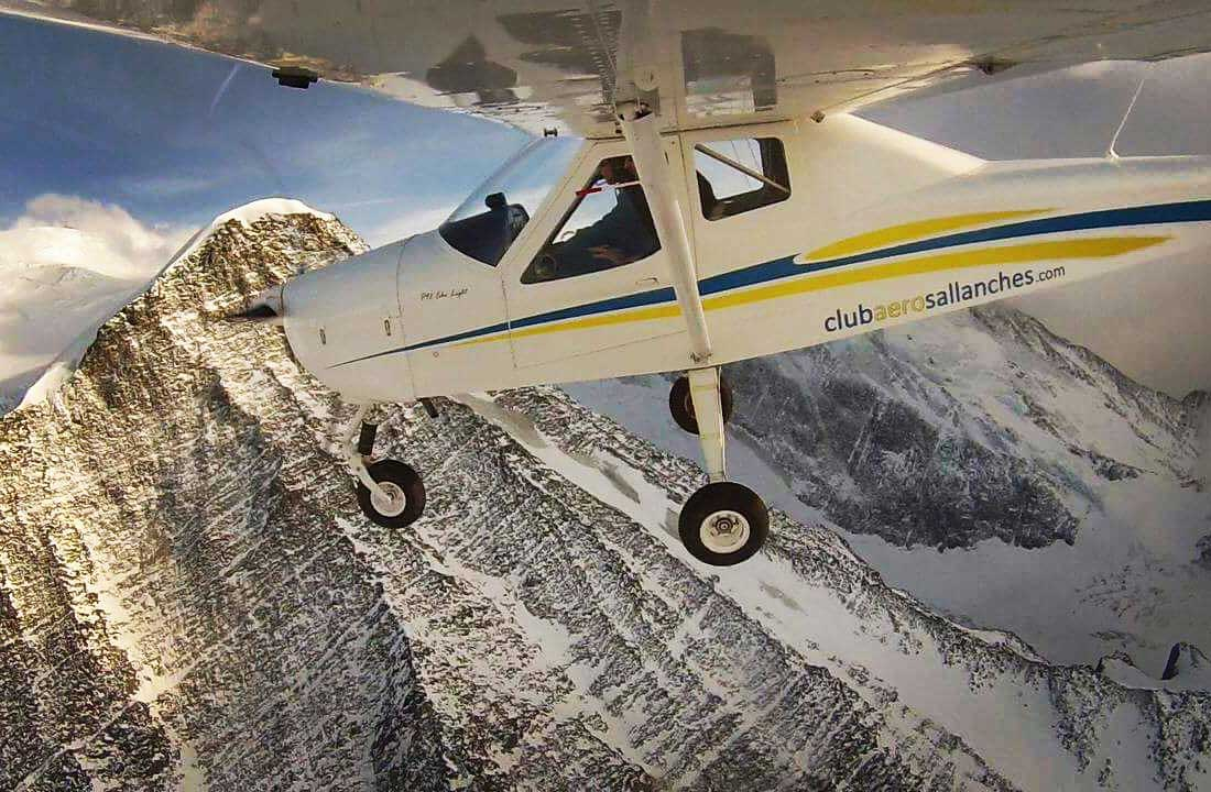 ULM avion