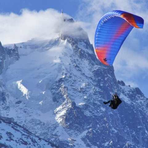 Paragliding and Microlight