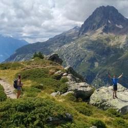 Aiguillette des Posettes Chamonix-Mont-Blanc