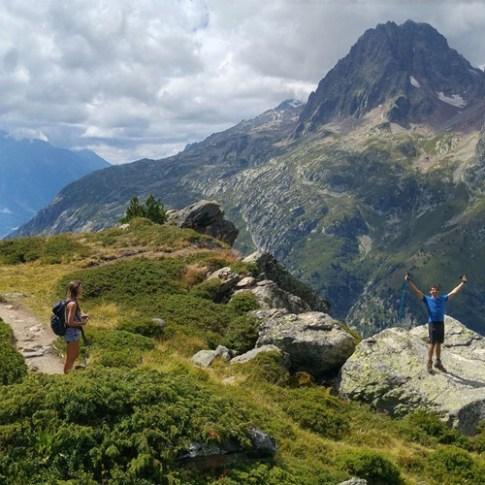Hike: Aiguillette des Posettes