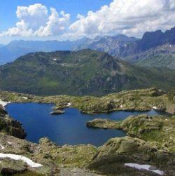 lac Cornu aiguilles rouges Chamonix-Mont-Blanc