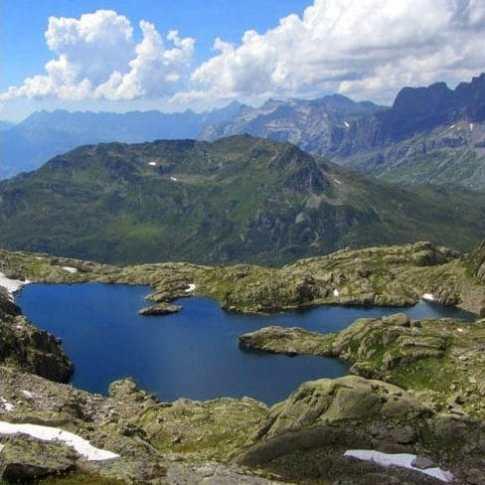 Rando: Lac Cornu et Lacs Noirs