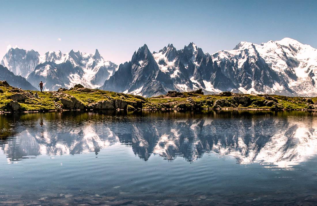 lacs des cheserys chamonix-mont-blanc