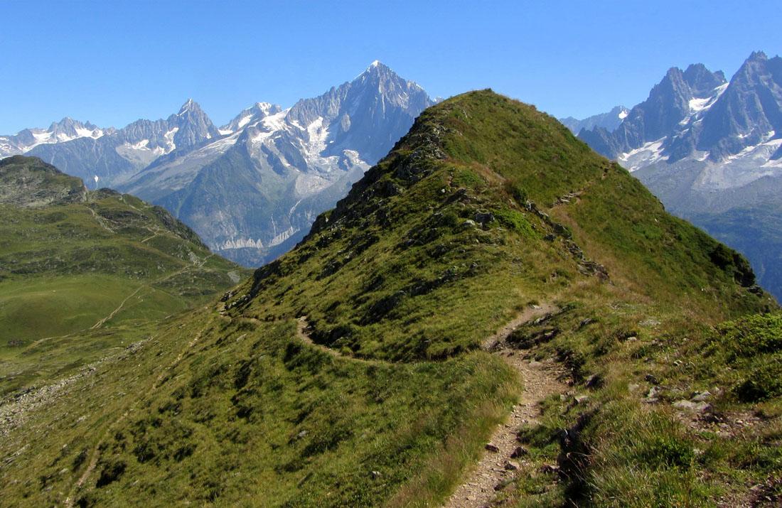 Pointe Lapaz aiguilles rouges Chamonix-Mont-Blanc