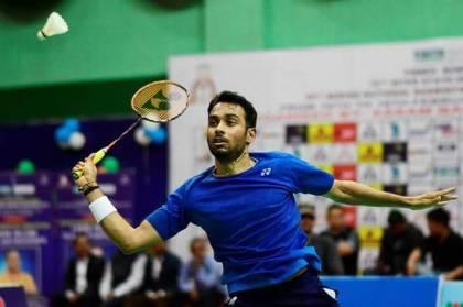 83rd Senior National badminton: Sourabh Verma claims third title