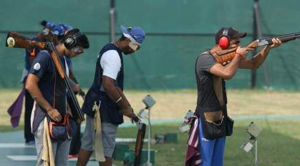 Shooting World Cup opens in Delhi