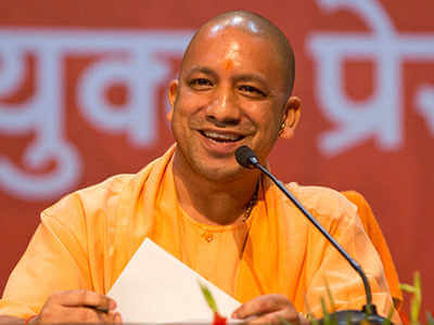 UP CM launches Scheme for Adolescent girls