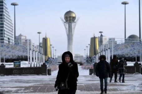 Kazakhstan to rename country's capital Astana as Nursultan