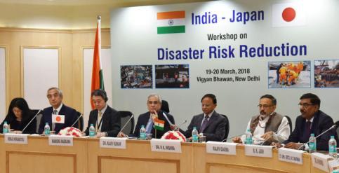 3rd Indo-Japan Workshop on Disaster Risk Reduction held in New Delhi