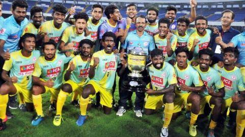 Santosh Trophy final: Bikash Thapa secures title for Services