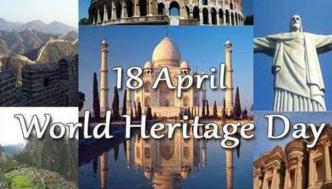 World Heritage Day 2019