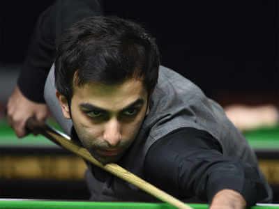 Advani wins inaugural Asian Snooker Tour title