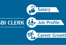 sbi clerk career growth ,salary