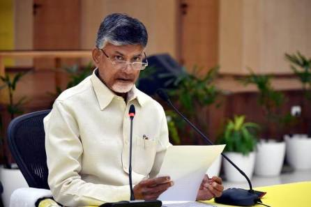 Chandrababu Naidu to submit his resignation as Andhra CM after TDP decimated in state