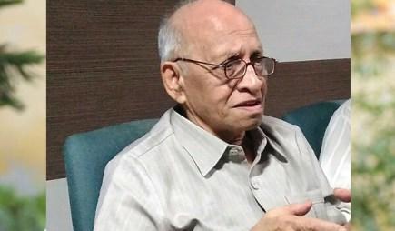 स्वतंत्रता सेनानी मोहन रानाडे का 90 वर्ष की आयु में निधन