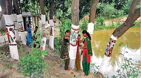 बिहार में पेड़ कटाई पर प्रतिबंध