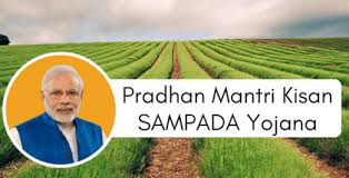 20 lakh farmers expected to benefit as PMKSY expected to leverage investment of Rs 31400 crore