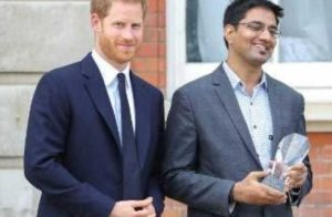 Indian engineer Nitesh Kumar Jangir wins Innovation Award in UK for neonatal breathing device
