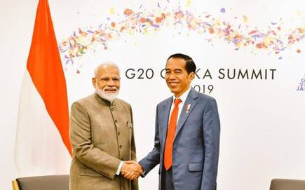 India, Indonesia set USD 50 billion trade target by 2025