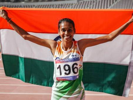 Folksam Grand Prix: Gold for Chitra and Sreeshankar, Johnson wins silver