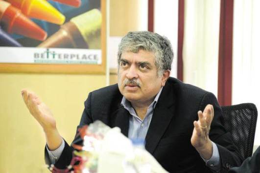 Nandan Nilekani-led panel suggests measures to boost digital transactions