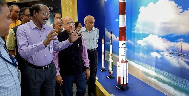 ISRO for 1st time opens its laboratories for Indian school students
