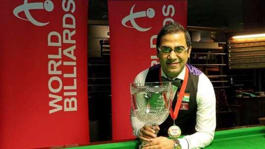Kothari's run ends at Pacific International billiards meet