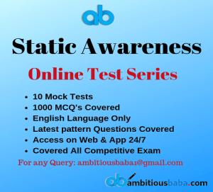 Prepare for Bank, SSC, Railway & Govt  Exams | ambitiousbaba com