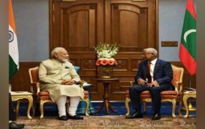 Cabinet approves India-Maldives MoU for passenger, cargo services