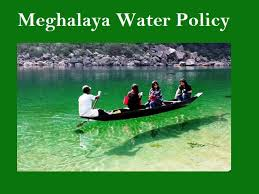 Meghalaya becomes first state to have water policy