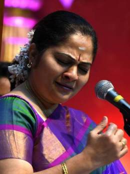 Carnatic vocalist S. Sowmya chosen for Sangita Kalanidhi award