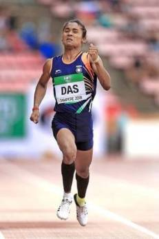 Poznan Athletics Grand Prix: Gold for Hima, bronze for Vismaya