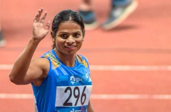 Dutee Chand wins 100m gold in World Universiade, creates history