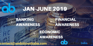 Banking, Financial, Economic Awareness 2019 pdf