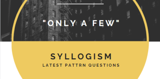 Syllogism only a few pdf