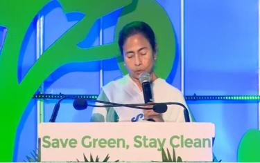West Bengal launches awareness campaign for preserving greenery and keeping environment clean