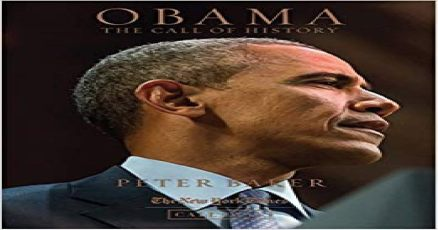 "Book on former US President titled ""Obama: The Call of History"""