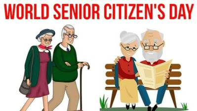 World Senior Citizens Day 2019