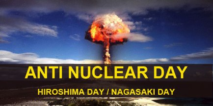 9th August Nagasaki Day