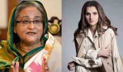 Sheikh Hasina, Sania Mirza to co-chair World Economic Forum's India Economic Summit