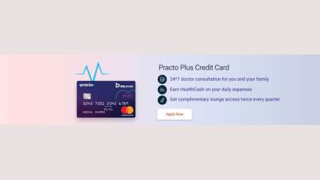 Practo and RBL Bank launch India's first health-focused credit card