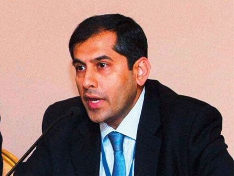 Pavan Kapoor appointed as Ambassador to UAE