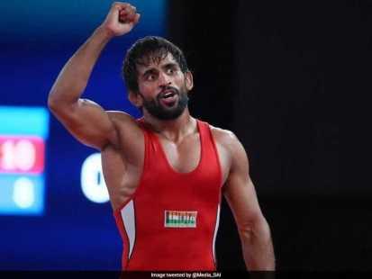Wrestler Bajrang Punia nominated for Khel Ratna award