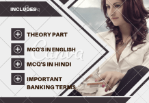 Banking Awareness Complete Study Material PDF